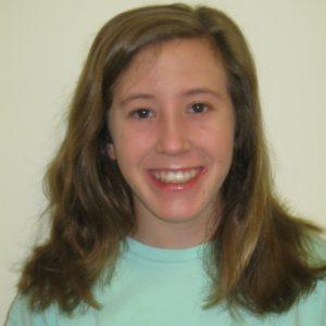 Headshot of smiling Katherine Elizabeth (Katy Beth) Ullmer