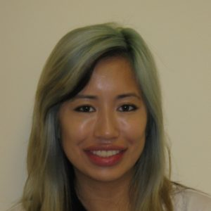 Headshot of smiling Kimberly Truong
